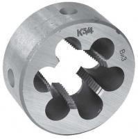 Плашки круглые для дюймовой конической резьбы ГОСТ 6228-80